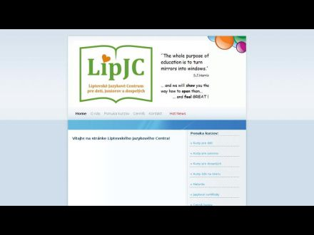 www.lipjc.sk