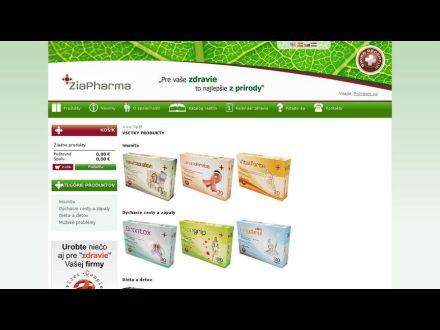 www.ziapharma.eu