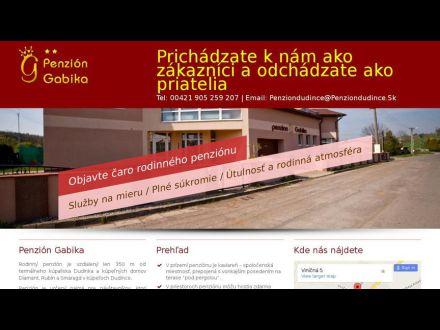 www.penziondudince.sk