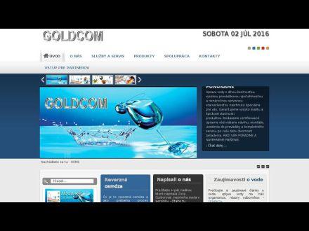 www.goldcom.sk