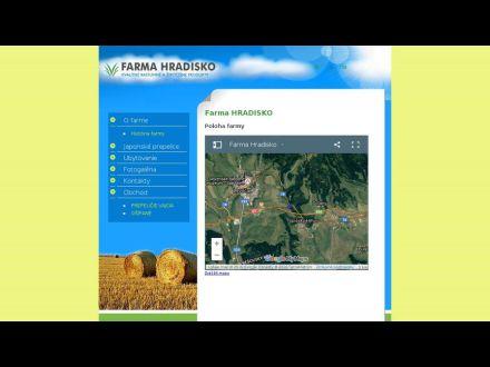www.farma-hradisko.sk