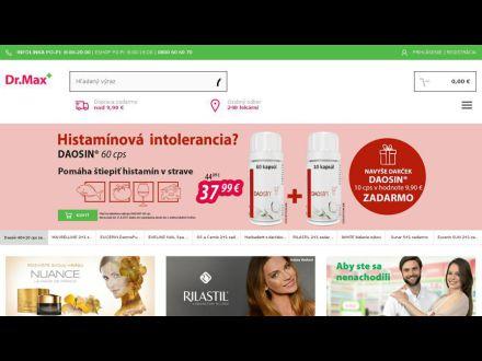 www.drmax.sk