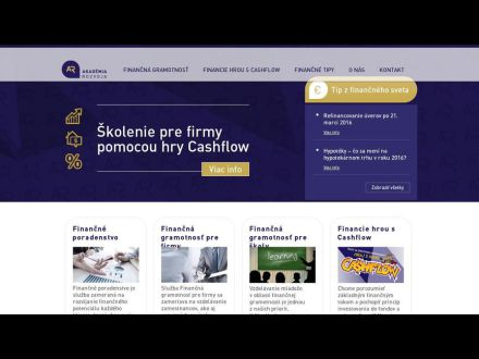 www.akademiarozvoja.sk