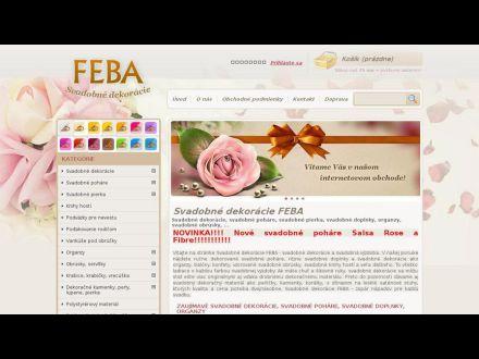www.svadba-feba.sk