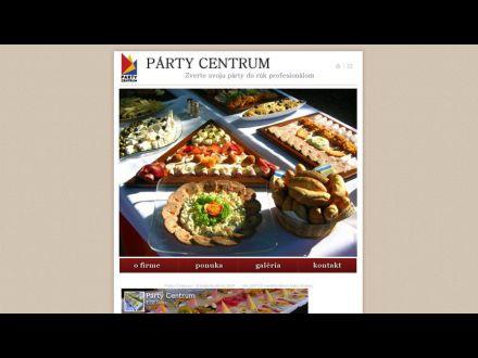 www.partycentrum.sk