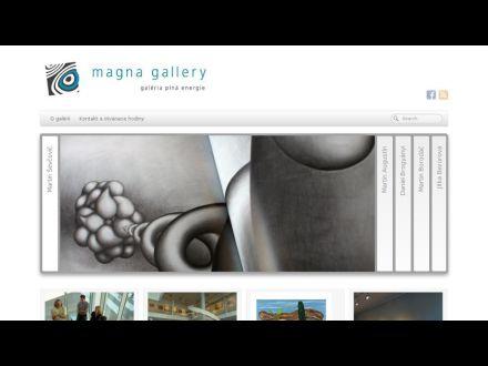 www.magnagallery.sk