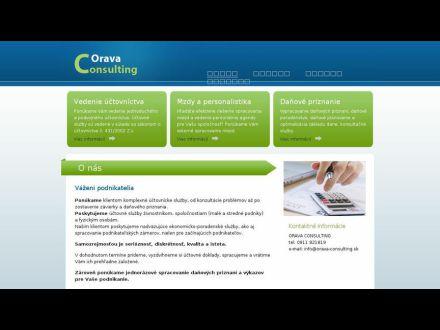 www.orava-consulting.sk