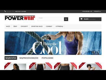 www.powerwear.sk