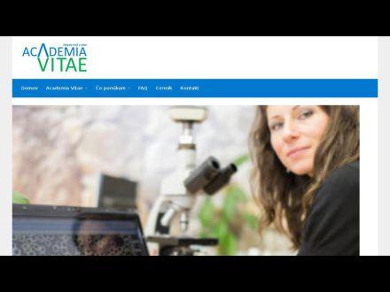 www.academia-vitae.sk