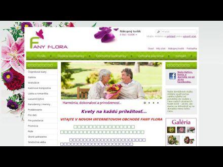 www.fanyflora.sk