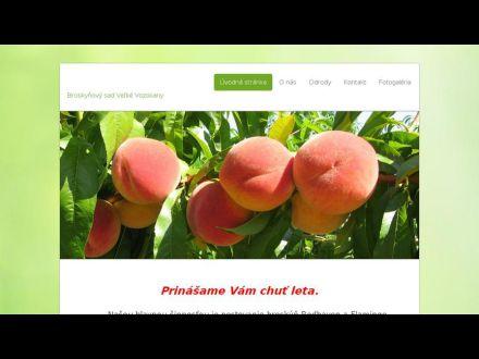www.broskyne-sad.webnode.sk