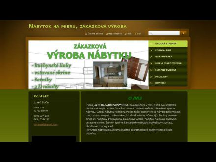 www.nabytok-boca.sk
