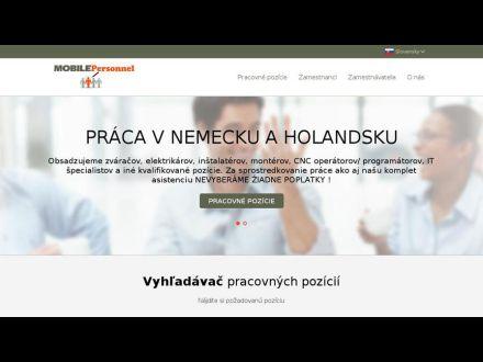 www.mobilepersonnel.eu