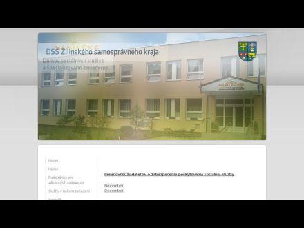 www.slniecko.dsszsk.sk