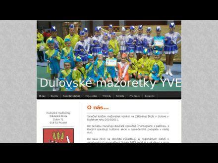 www.mazoretkydulov.jimdo.com
