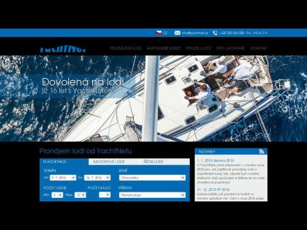 www.yachtnet.cz