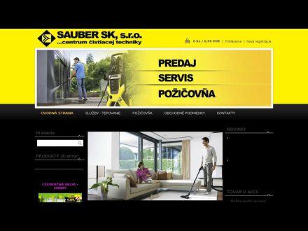www.saubersk.sk