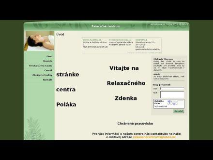 www.relaxacnecentrum.wbl.sk