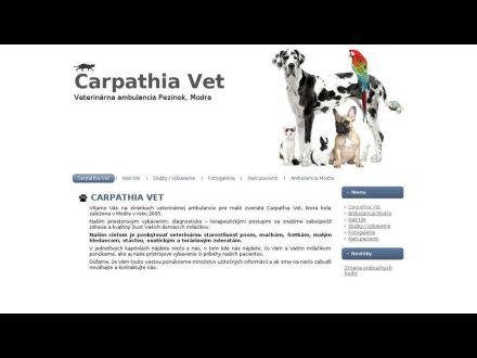 www.carpathiavet.sk