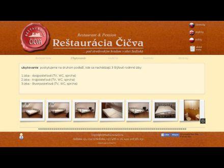 www.restauraciacicva.sk/ubytovanie.html