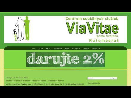 www.cssviavitae.sk