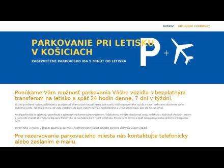 www.parkovaniekosice.sk