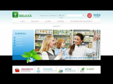 www.lekarenbielicka.sk