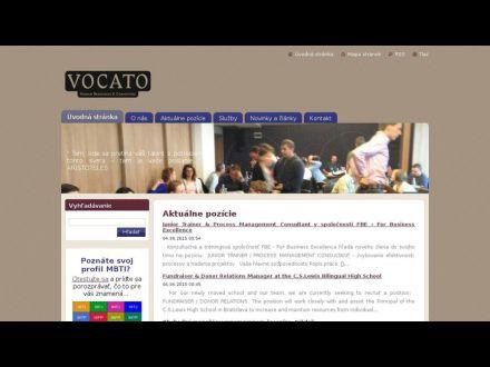 www.vocato.sk