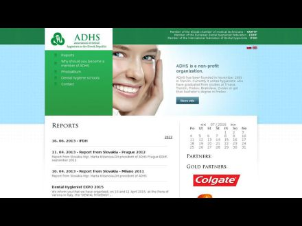 www.adhs.sk