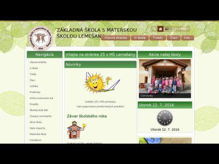www.zslemesany.edupage.org