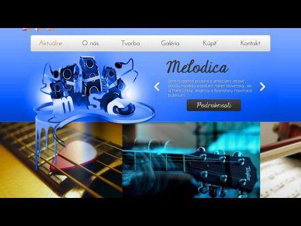 www.melodica.sk