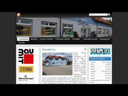 www.pramos.sk