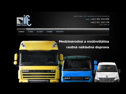 www.irt.sk