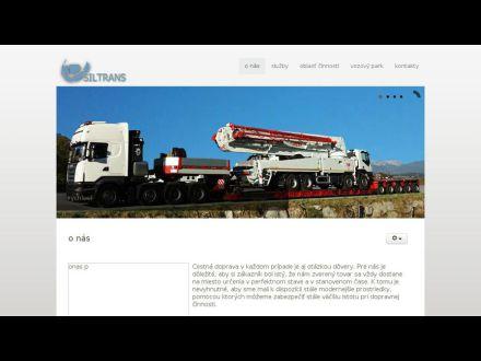 www.siltrans.sk