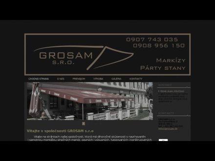 www.grosam.sk