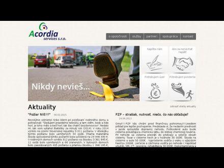 www.acordia.sk