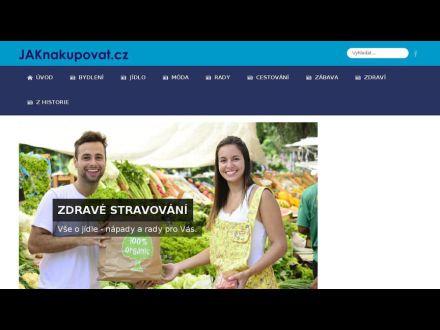 www.jak-nakupovat.cz
