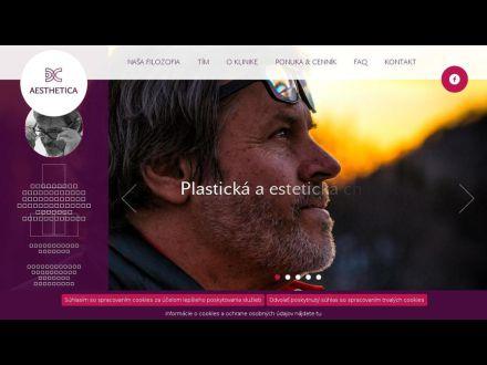 www.aesthetica.sk