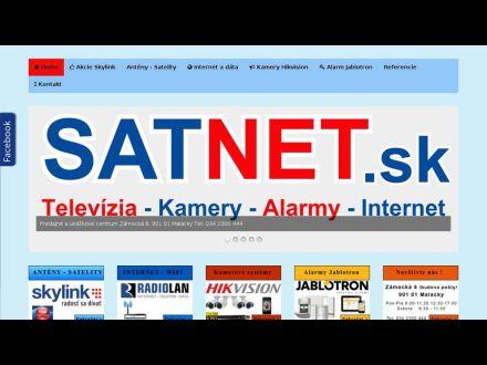 www.satnet.sk