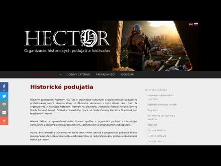 www.agenturahector.sk