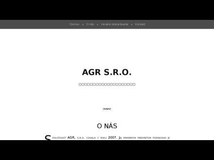 www.agrsro.sk