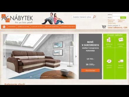 www.ak-nabytek.sk