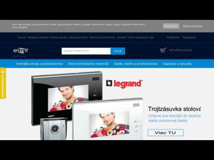 www.elmit.sk