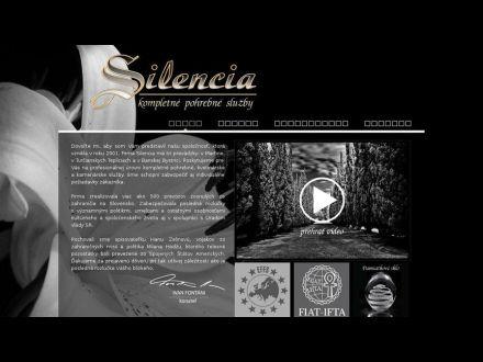 www.silencia.sk