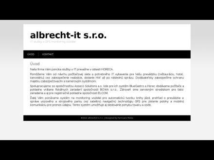 www.albrecht-it.sk