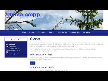 www.inomacomp.sk