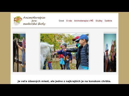 www.animoterapia.sk