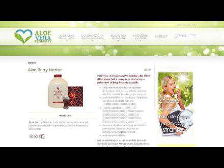 www.aloevera-forever.sk