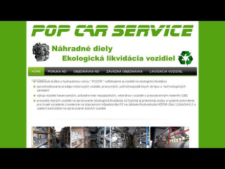 www.popcarservice.sk