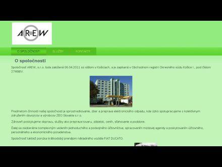 www.arew.sk